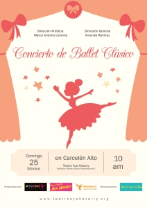 2018 02 18 Afiche Ballet