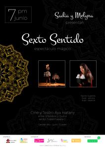 2018 06 05 Sexto Sentido