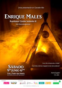 Redes Enrique Males