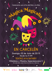 2019 05 31 Mágica Magicalia PNG