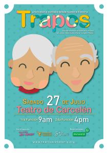 2019 Trapos Teatro de Carcelén Aya Hatariy