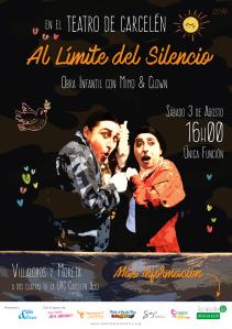 Al Límite del Silencio en el Teatro de Carcelén Aya Hatariy