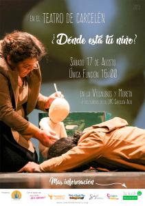 Dónde está tu niño en el Teatro Aya Hatariy de Carcelén